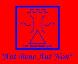 101 Genie Bataljon / Royal Engineers