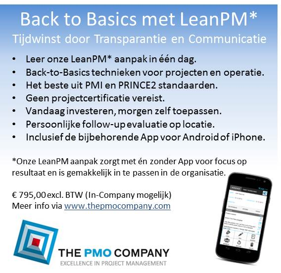 leanPM Training